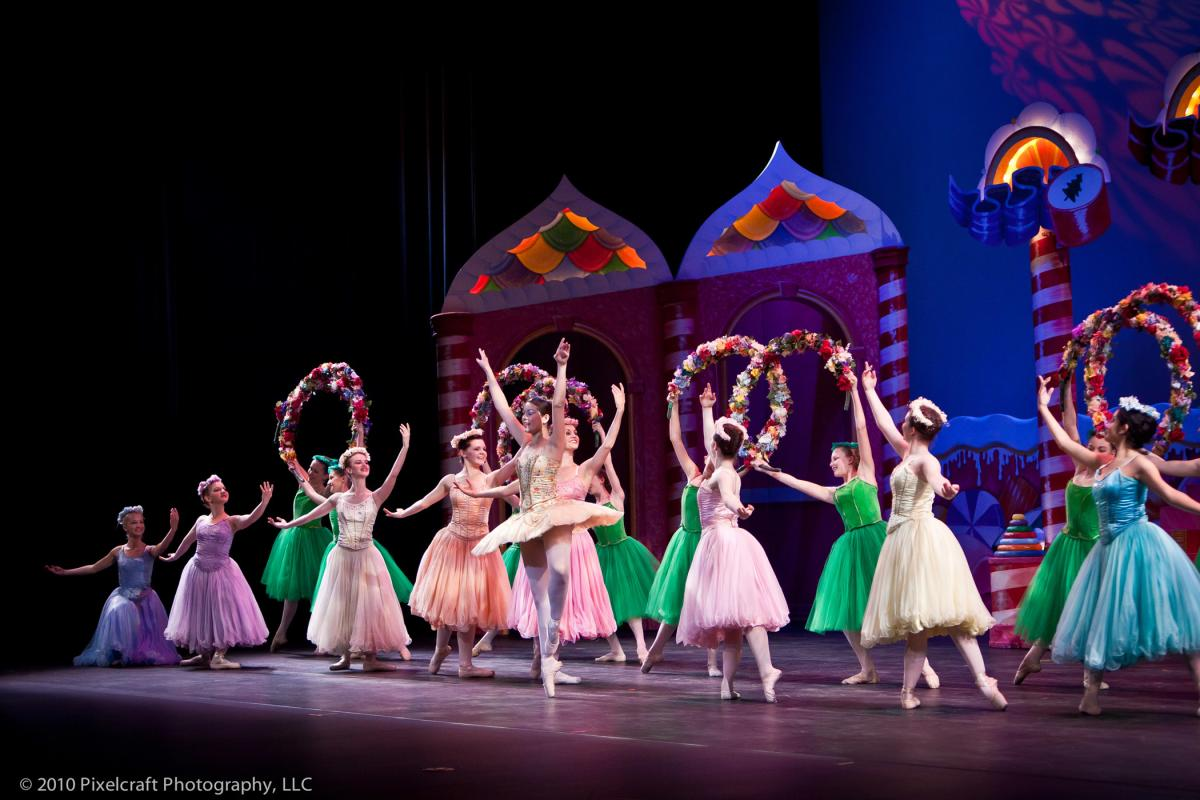 Ballet Etudes presents The Nutcracker
