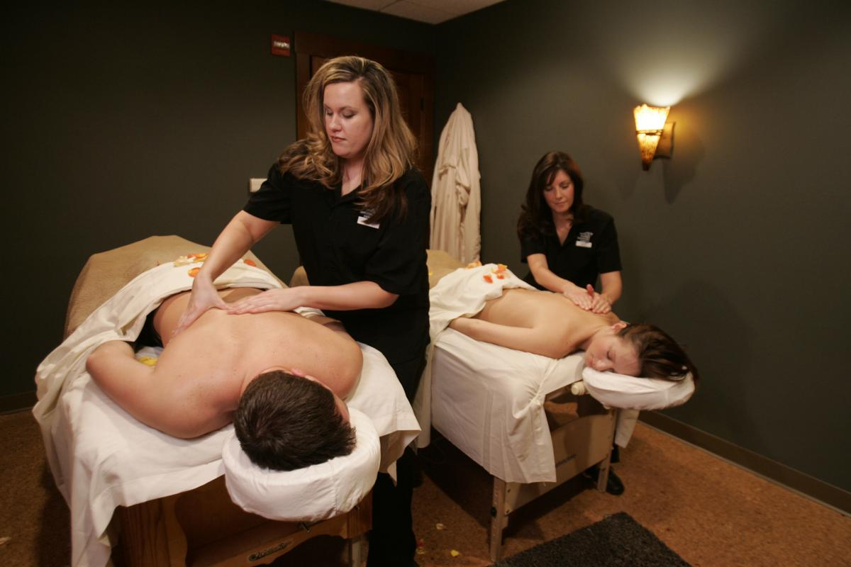 Couples Spa Treatments in the Poconos