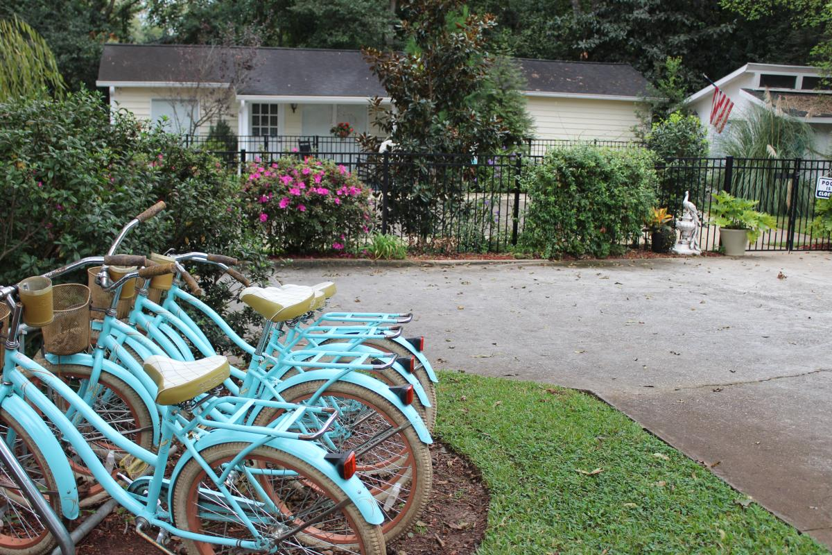 Antebellum Inn Bicycles