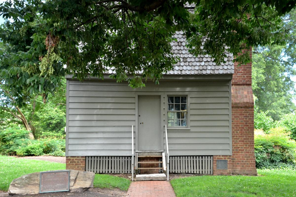 Andrew Johnson's Birthplace