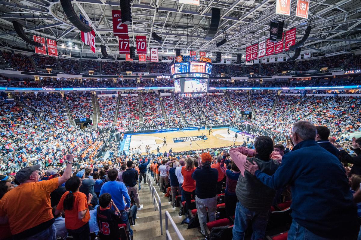 Spectator Sports PNC Arena