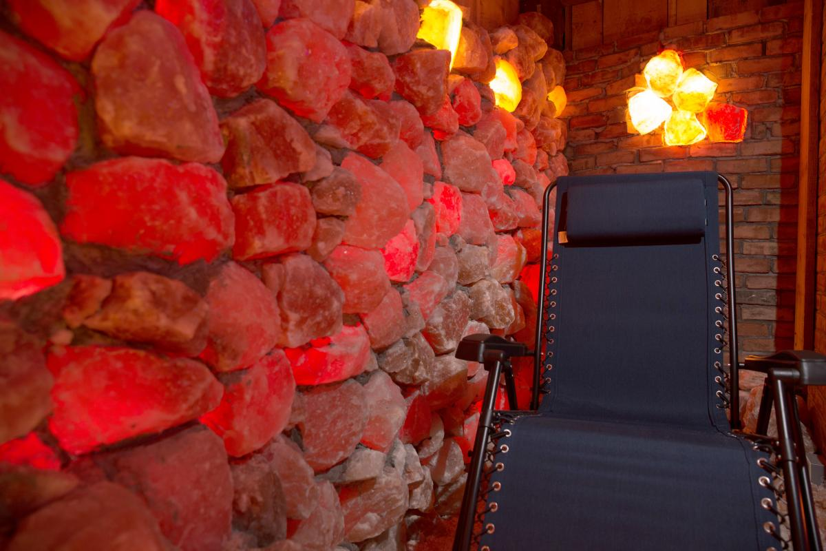 Himalayan Salt Spa & Cave