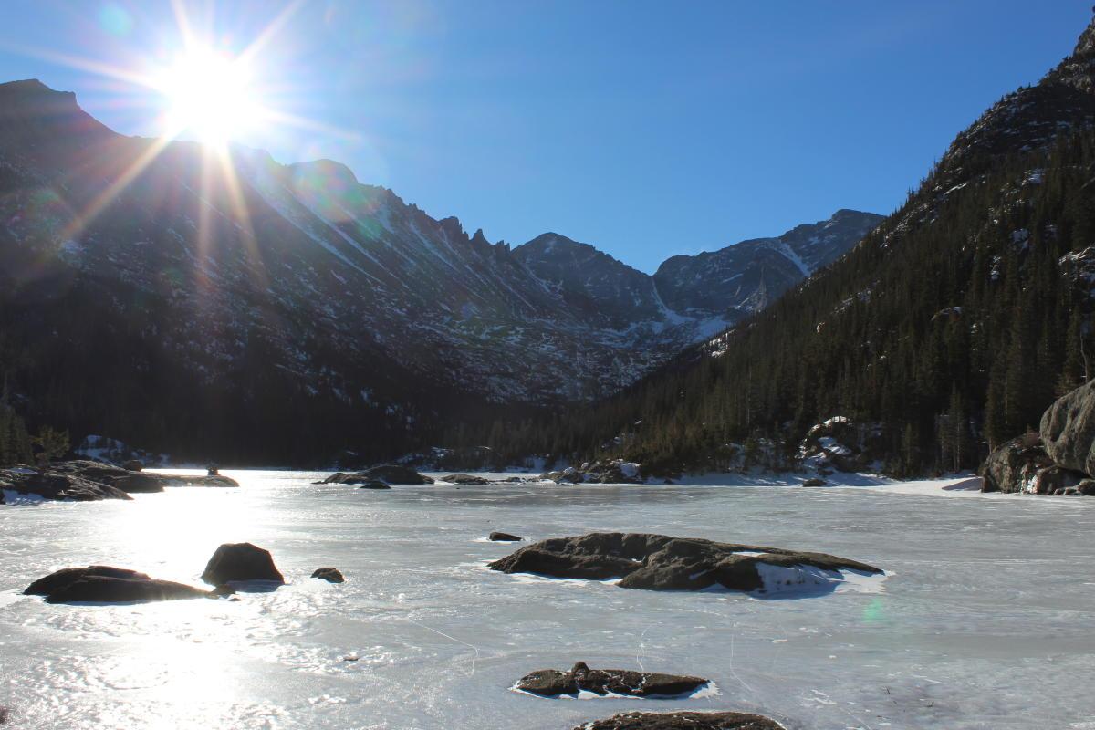 Mills Lake Hike of the Week RMNP