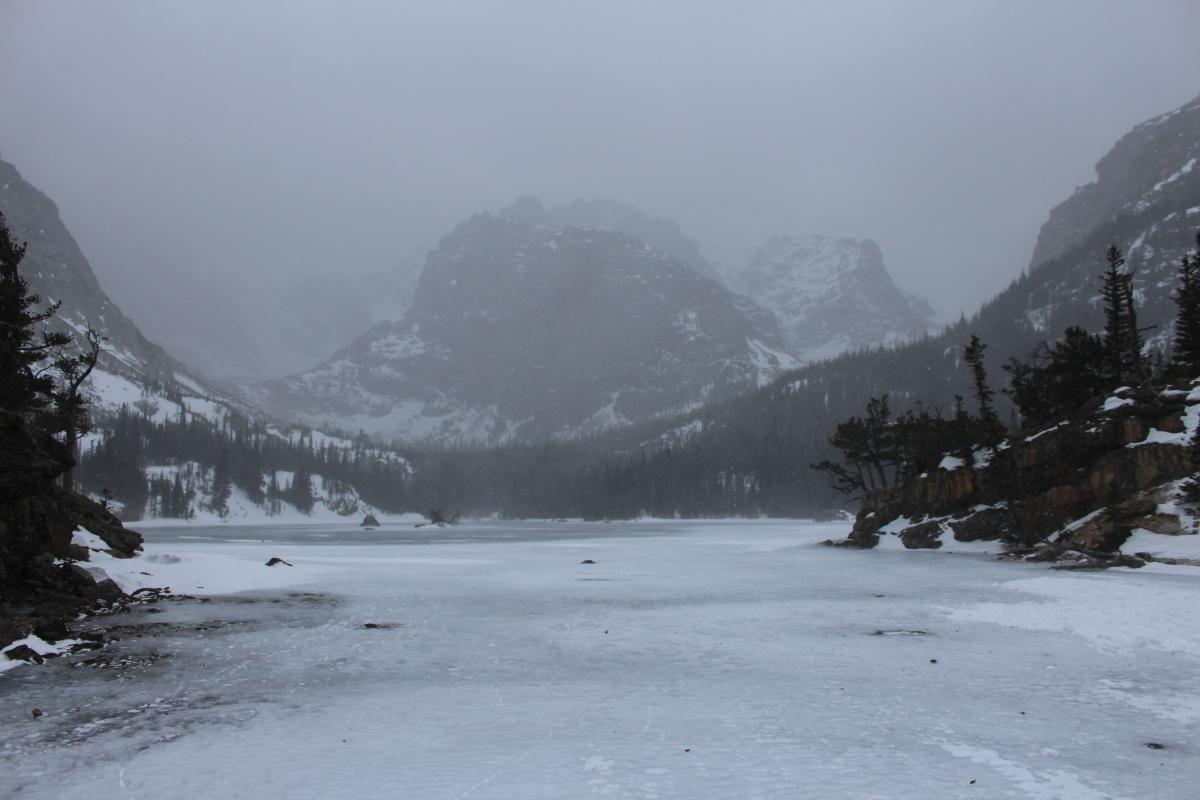 The Loch RMNP Hike of the Week