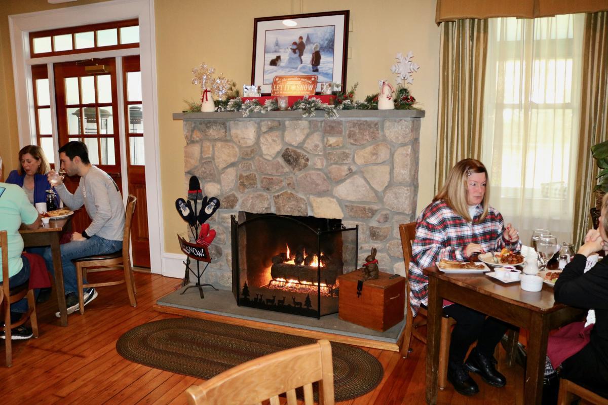 Woodside Lodge Jessica Lawlor