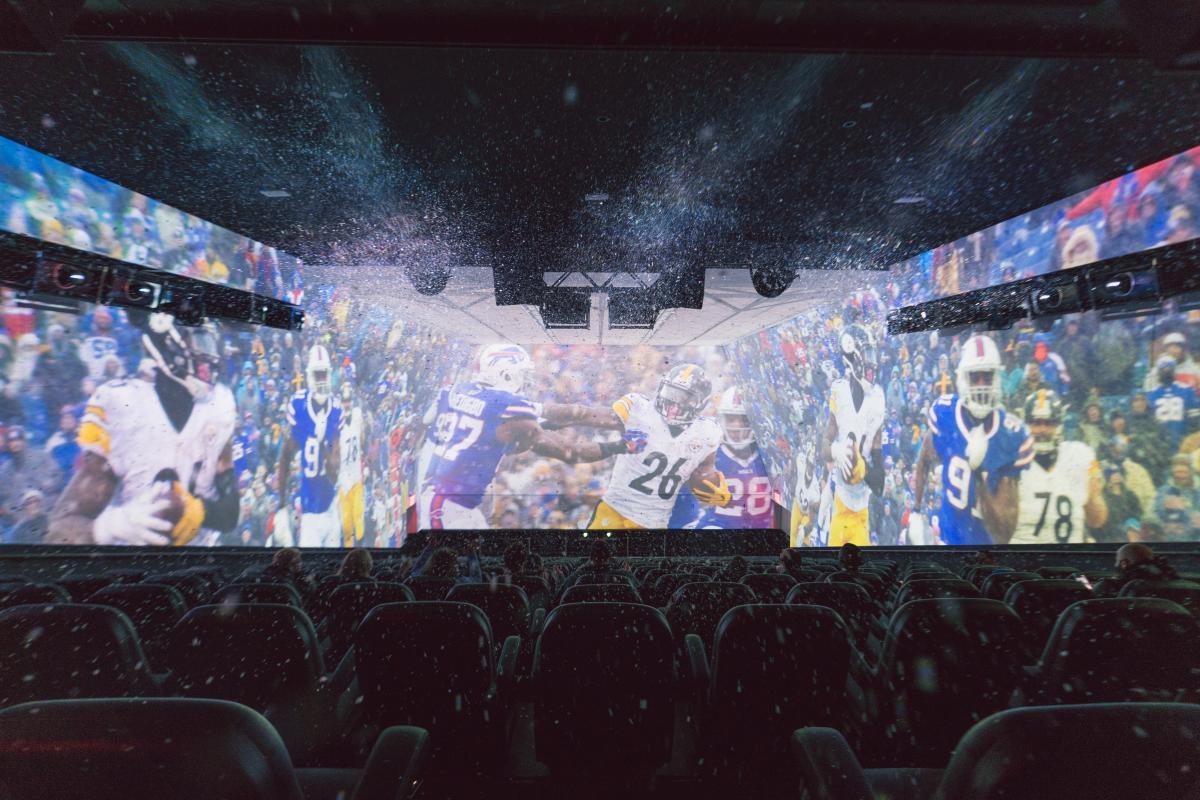NFL Experience, Stadium