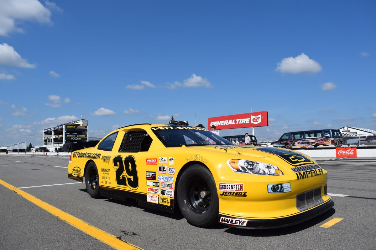 Fuel Your Need For Speed in the Poconos and Drive a Stock Car