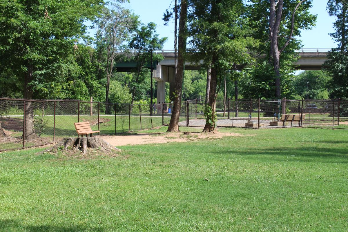 Oconee River Greenway Dog Park