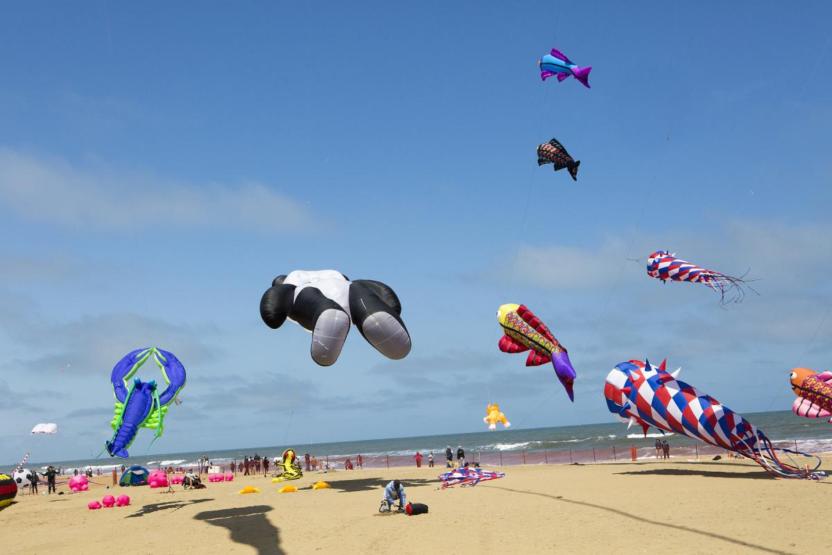 Beach Events Oceanfront Beach Events Atlantic Coast Kite Festival