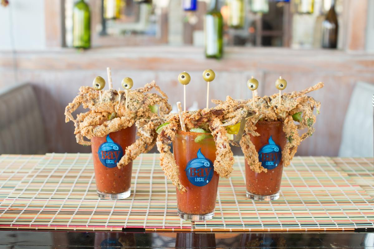 Bay Local Eatery Bloody Blue
