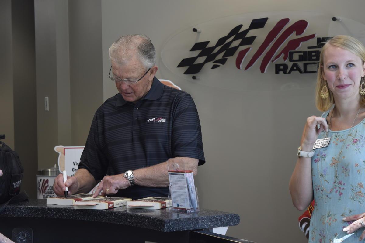 DSC0263 - Joe Gibbs Racing