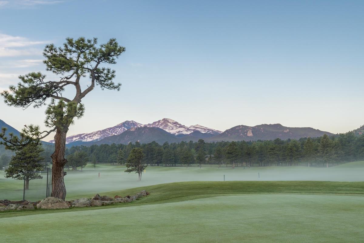 Estes Park 18 Hole Golf Course