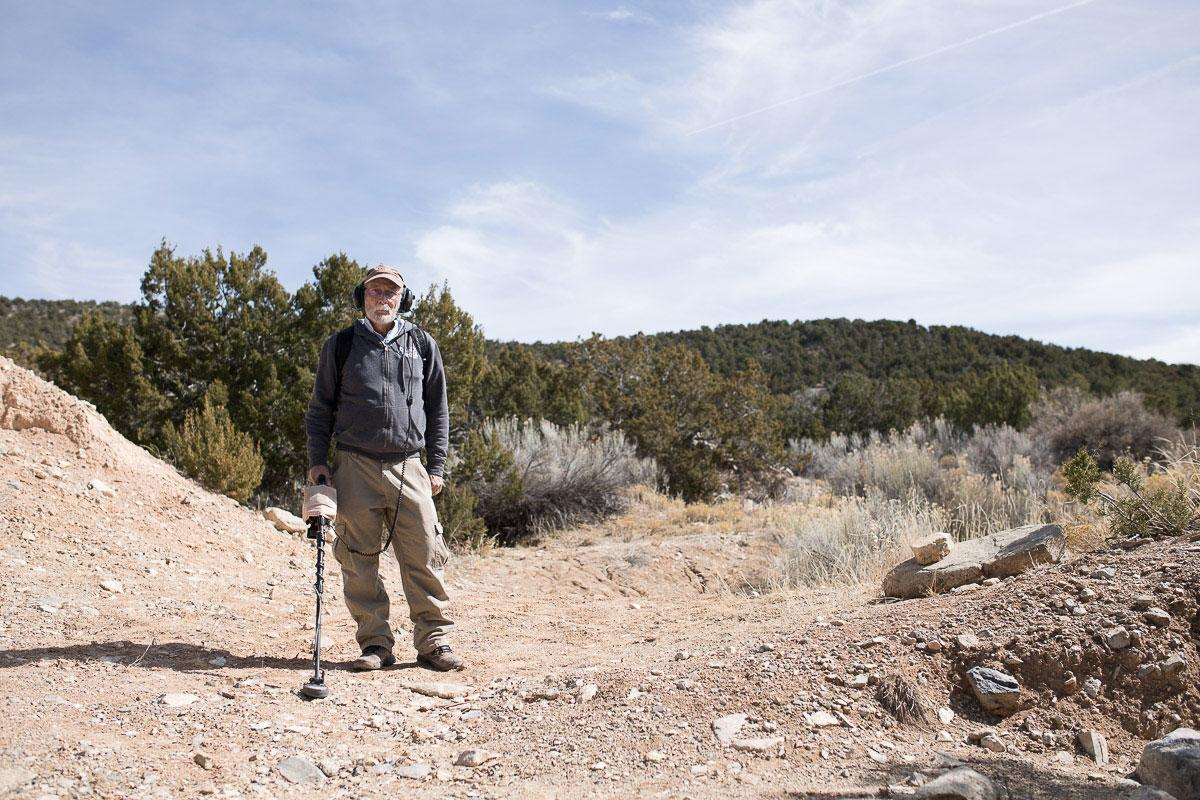 Gold Prospectors in New Mexico