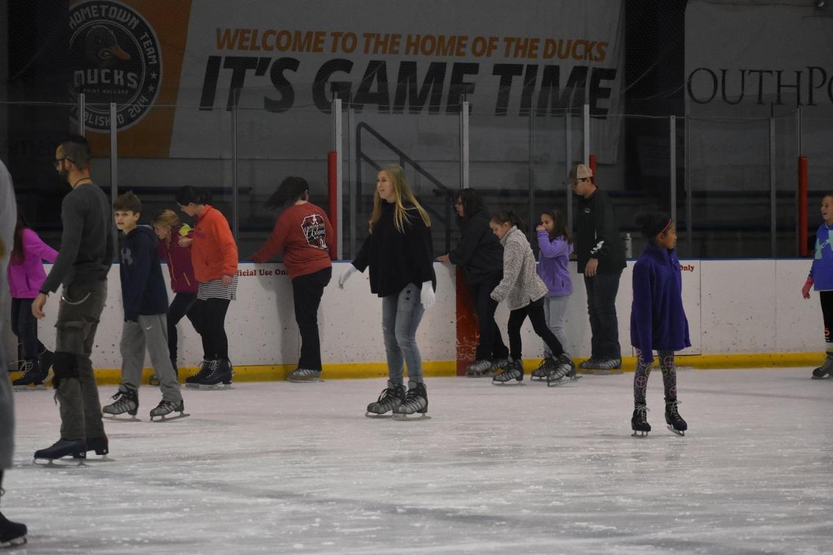 Point Mallard Ice Skating