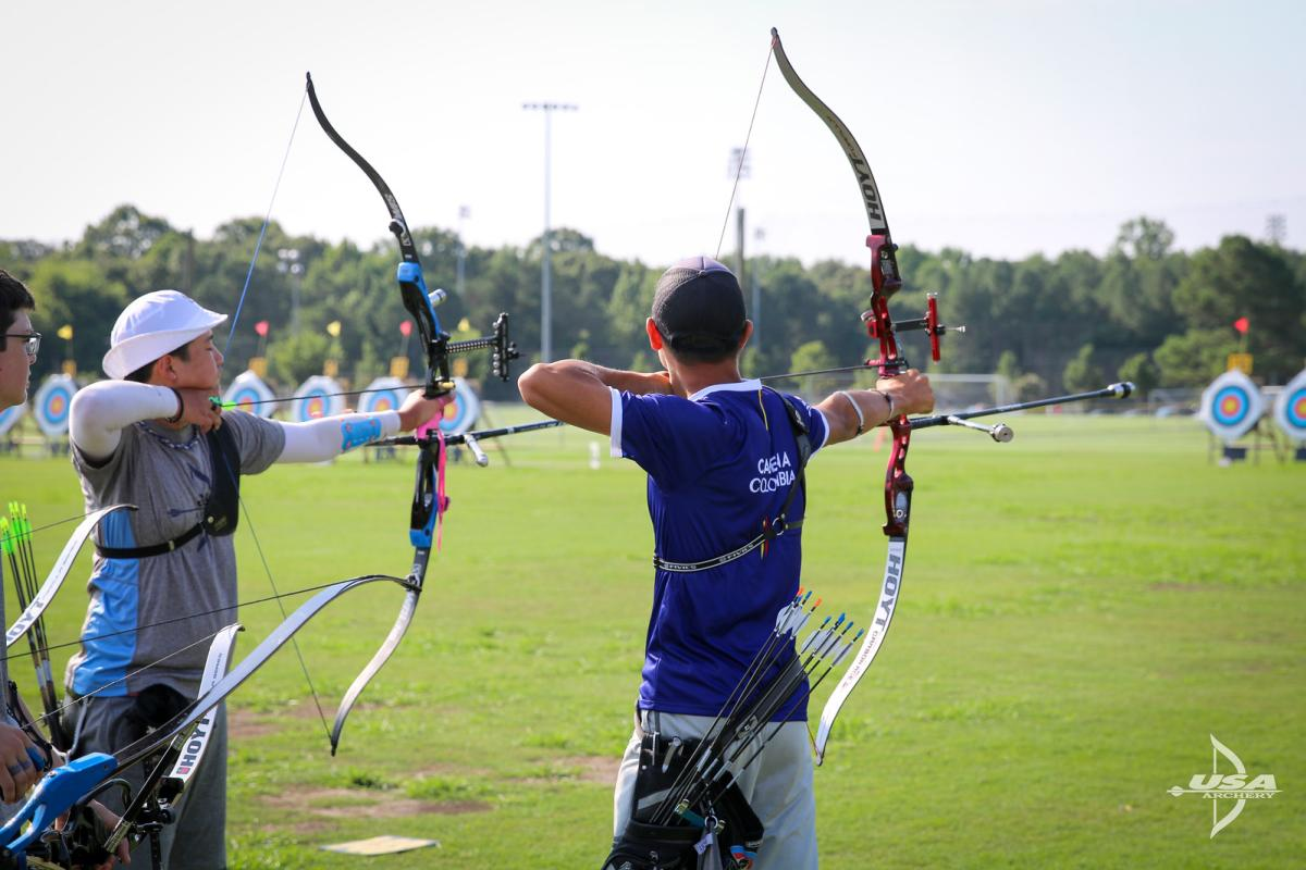 USA Archery 2018 JOAD National Target Championships - Recurve Bows
