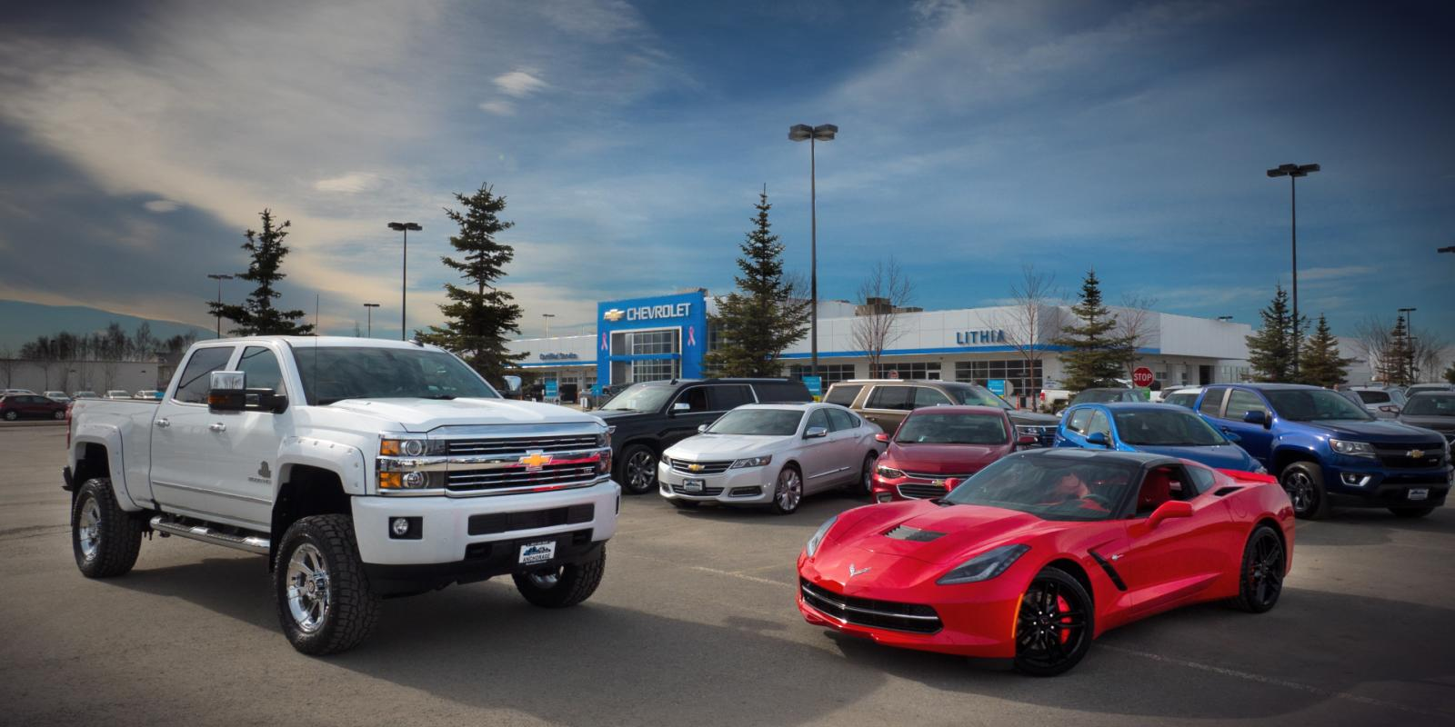 storefronts car dealership anchorage dealers in ak of chevrolet south ancche