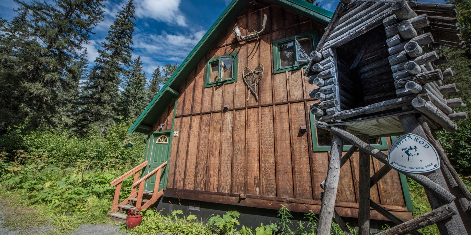 our stay cabin magic exclusive river rentals img at alaska lodge cabins kenai