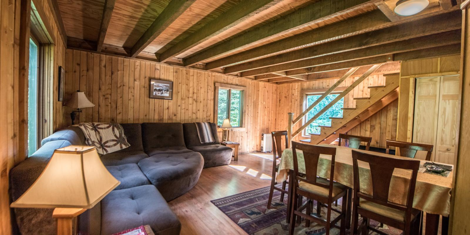 river house riverside cabin alaska on rentals the kenai cabins