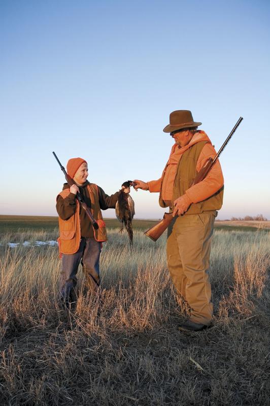 Hunt Kansas