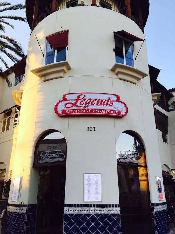 Legends Exterior photo by Cheryl N. on Yelp