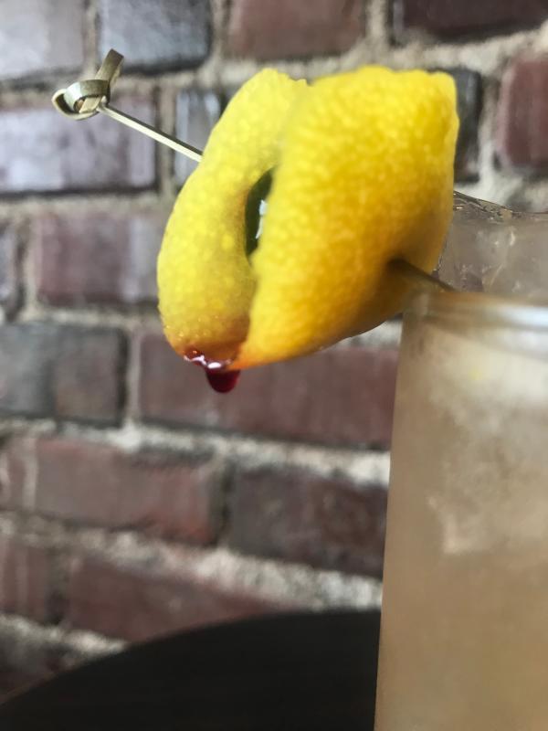 Wheel Barrel Cocktail