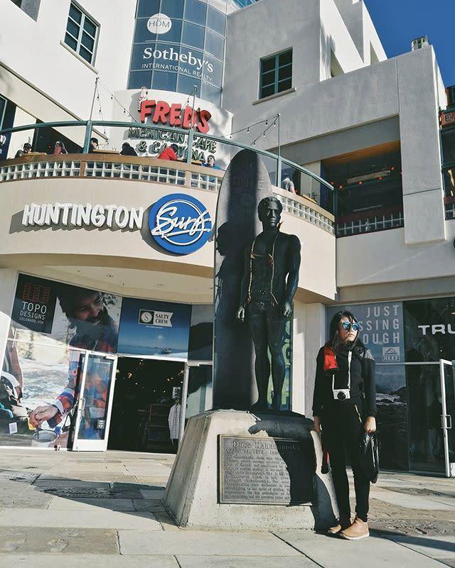 Duke Statue