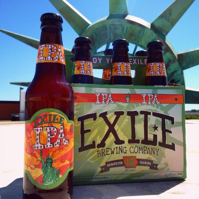 Exile Brewing IPA