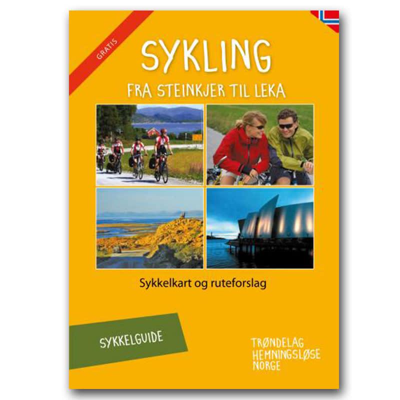 Sykling fra Steinkjer til Leka