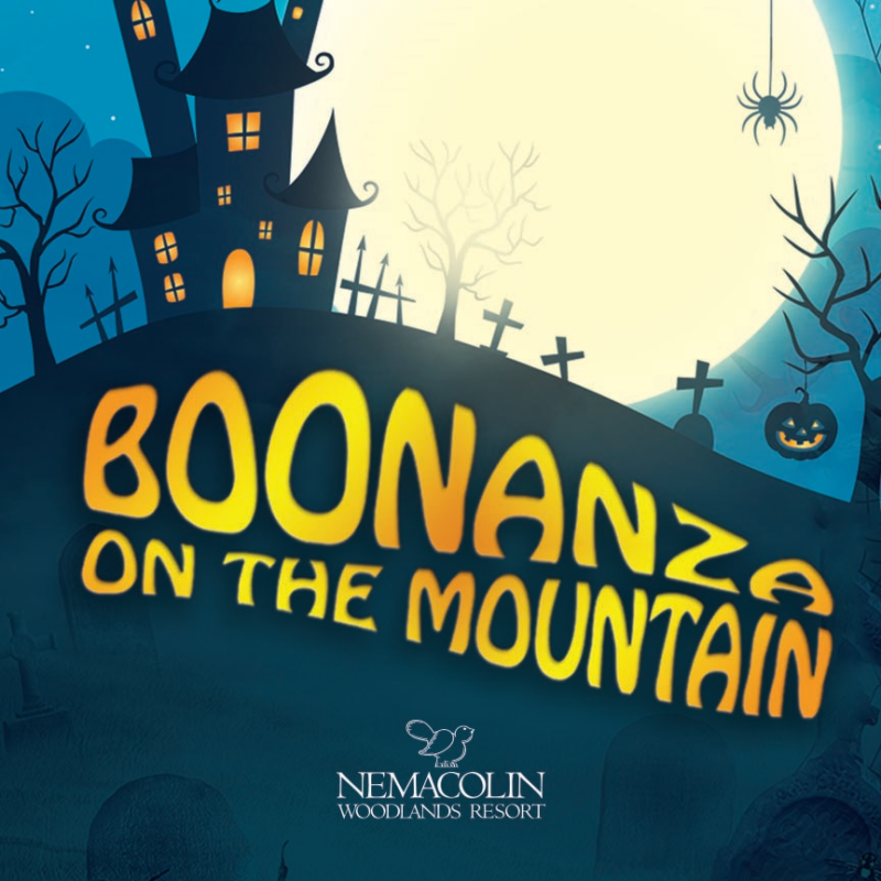 BOOnanza on the Mountain
