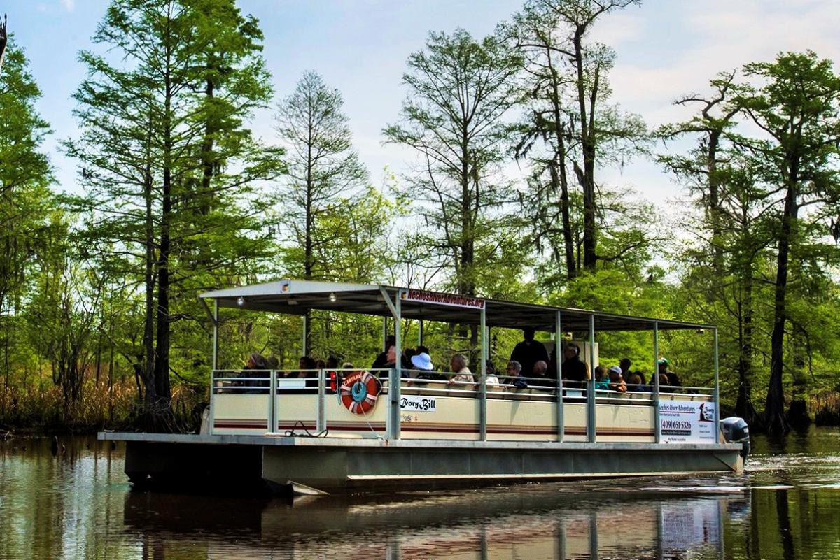 Neches River Boat Tours | Events in Beaumont, TX