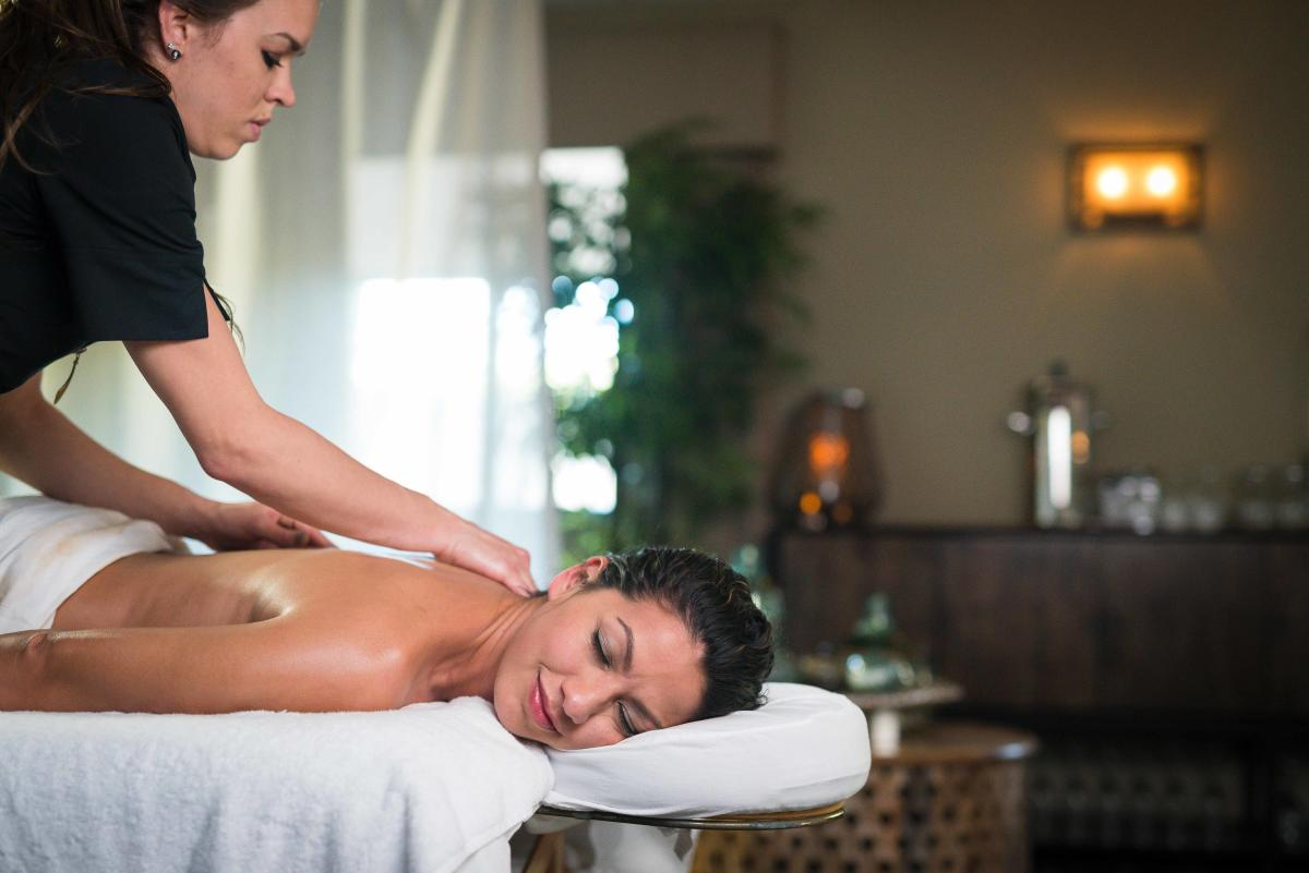 Spa Resorts in the Pocono Mountains