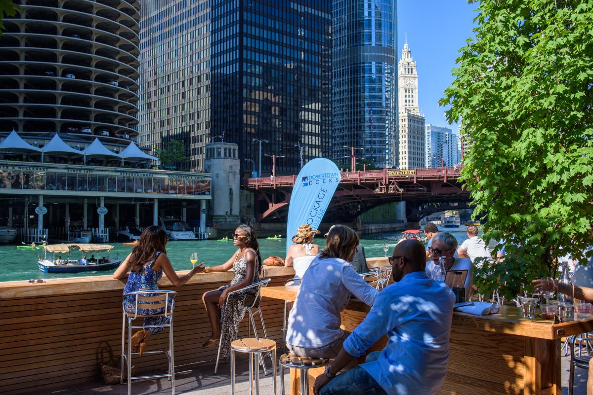 City Winery at Chicago Riverwalk