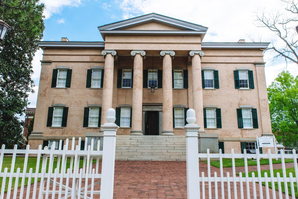 Milledgeville Old Governors Mansion