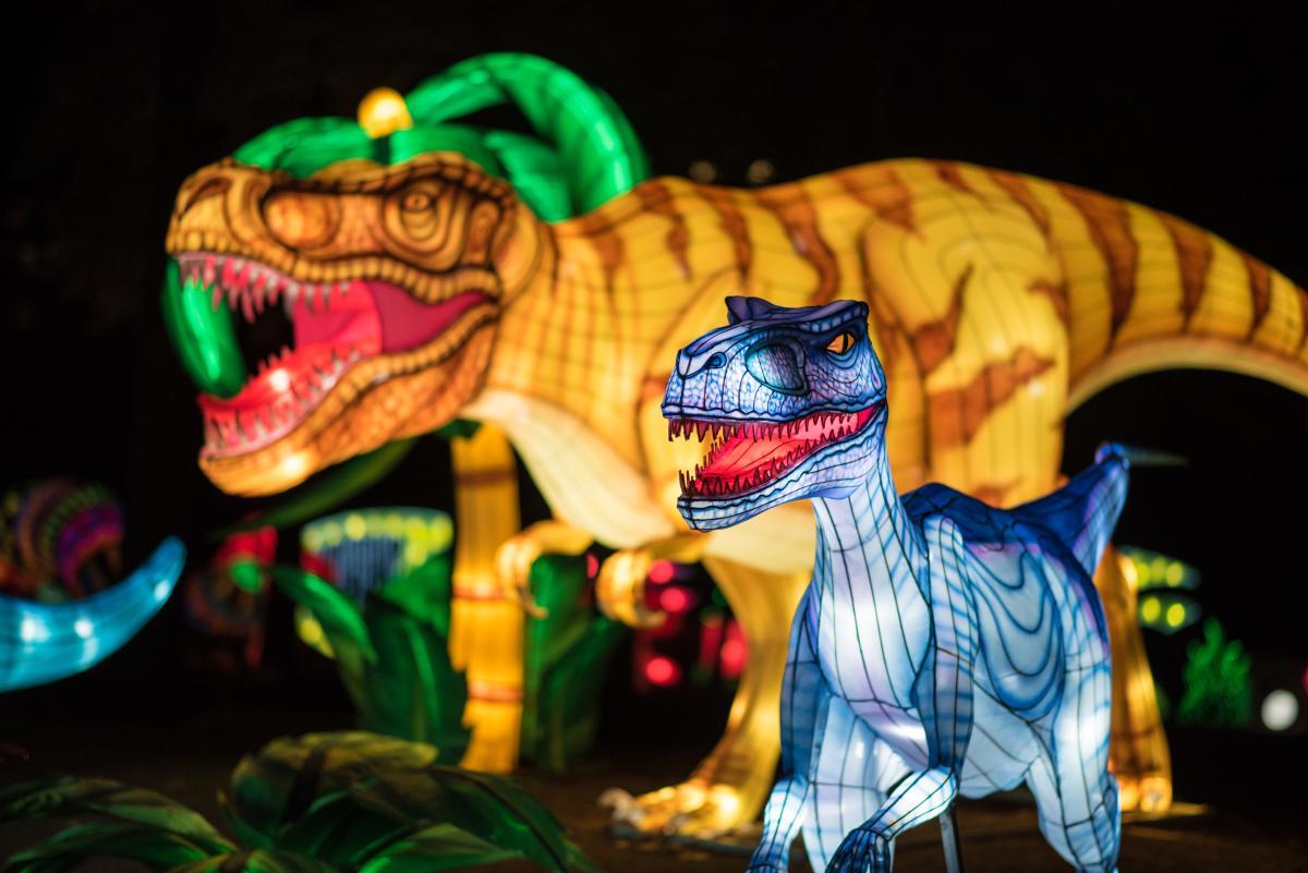 North Carolina Chinese Lantern Festival