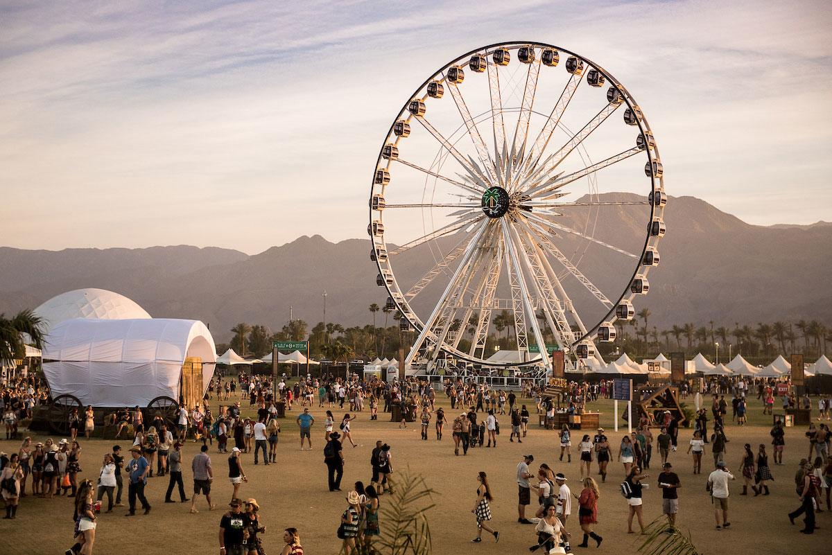 Stagecoach Ferris Wheel