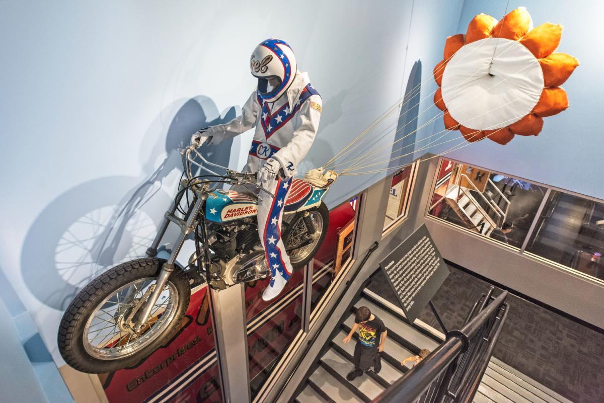 Evel Knievel Museum