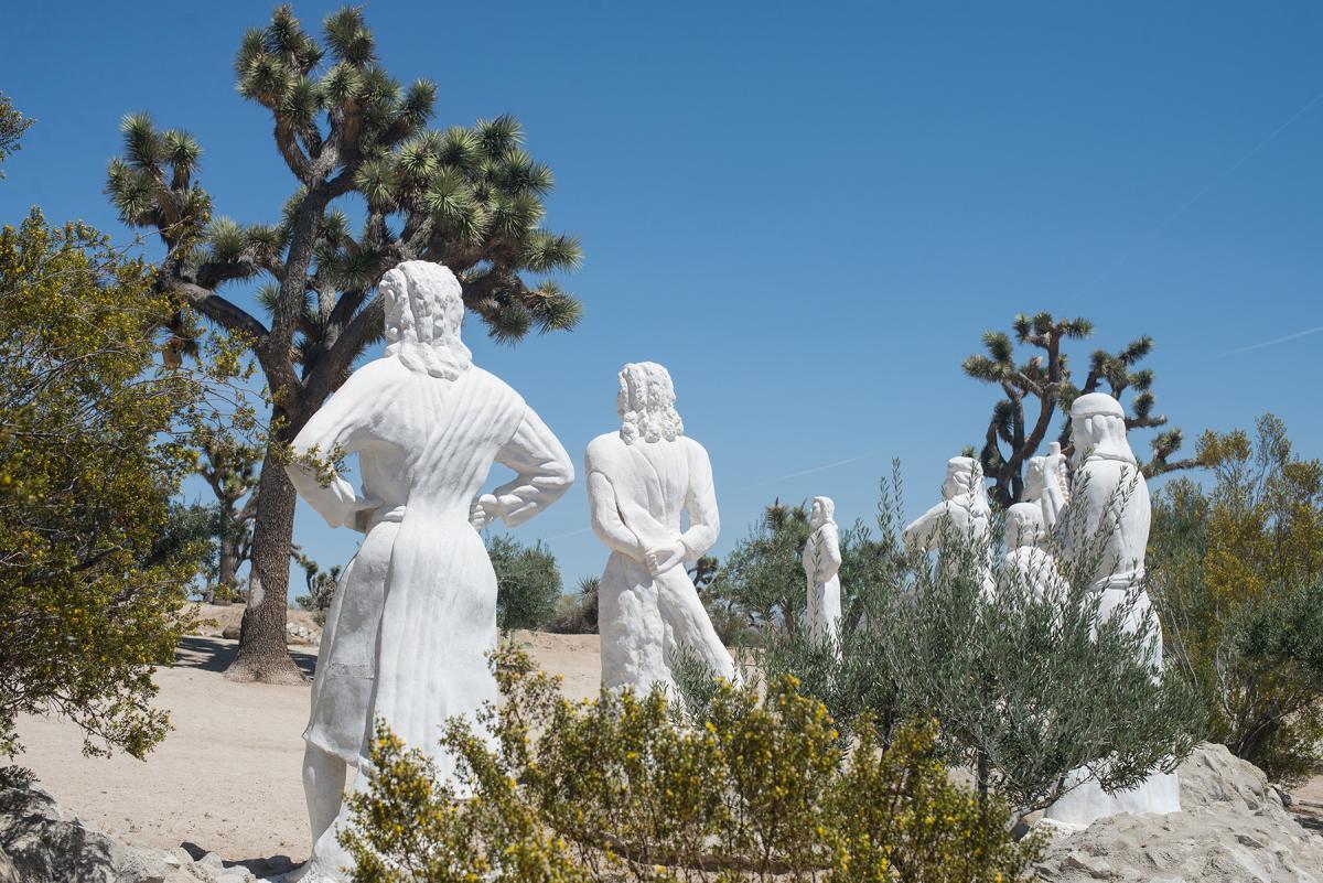 Desert Christ Park 2