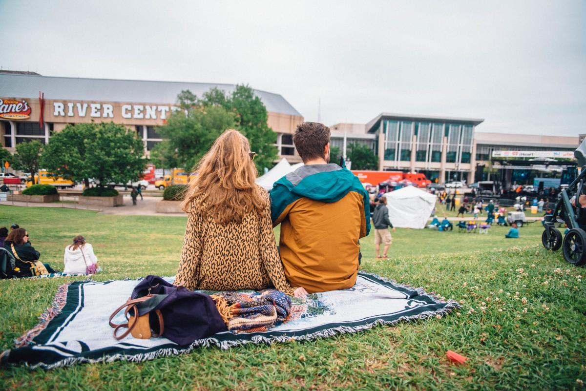 Greenspace picnic
