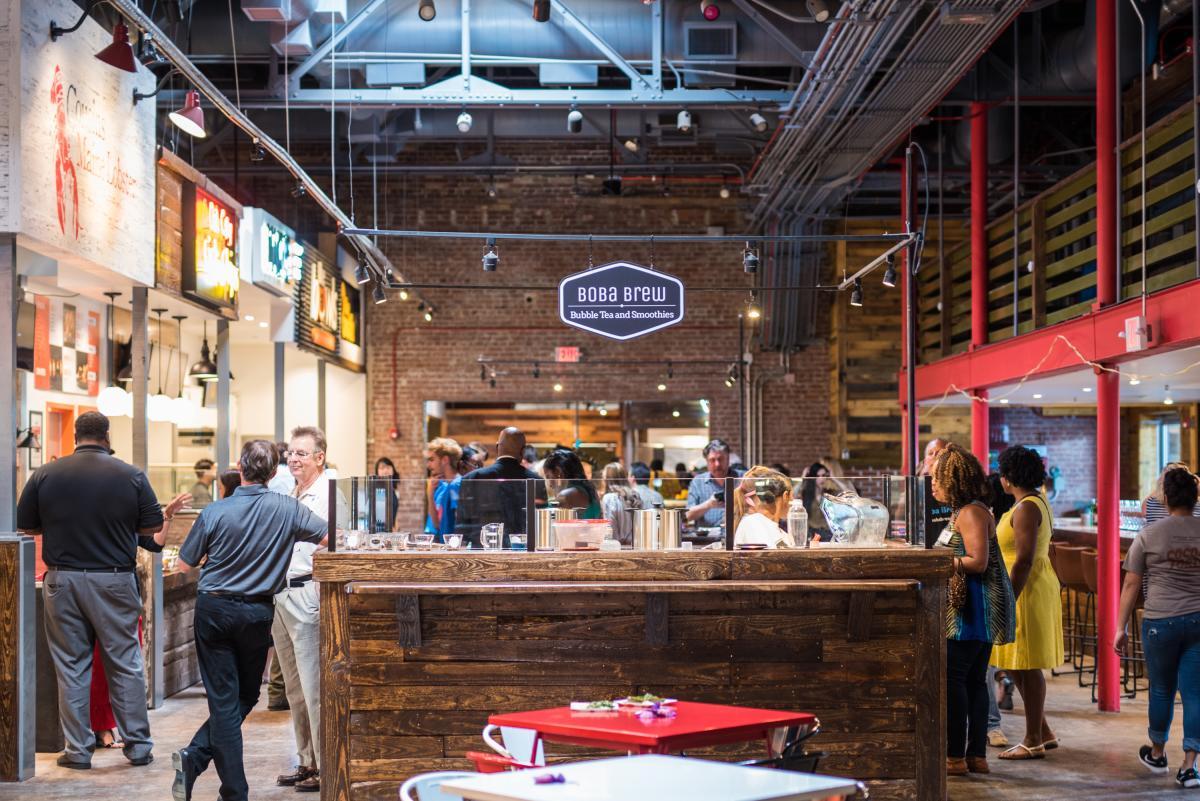 Morgan Street Food Hall
