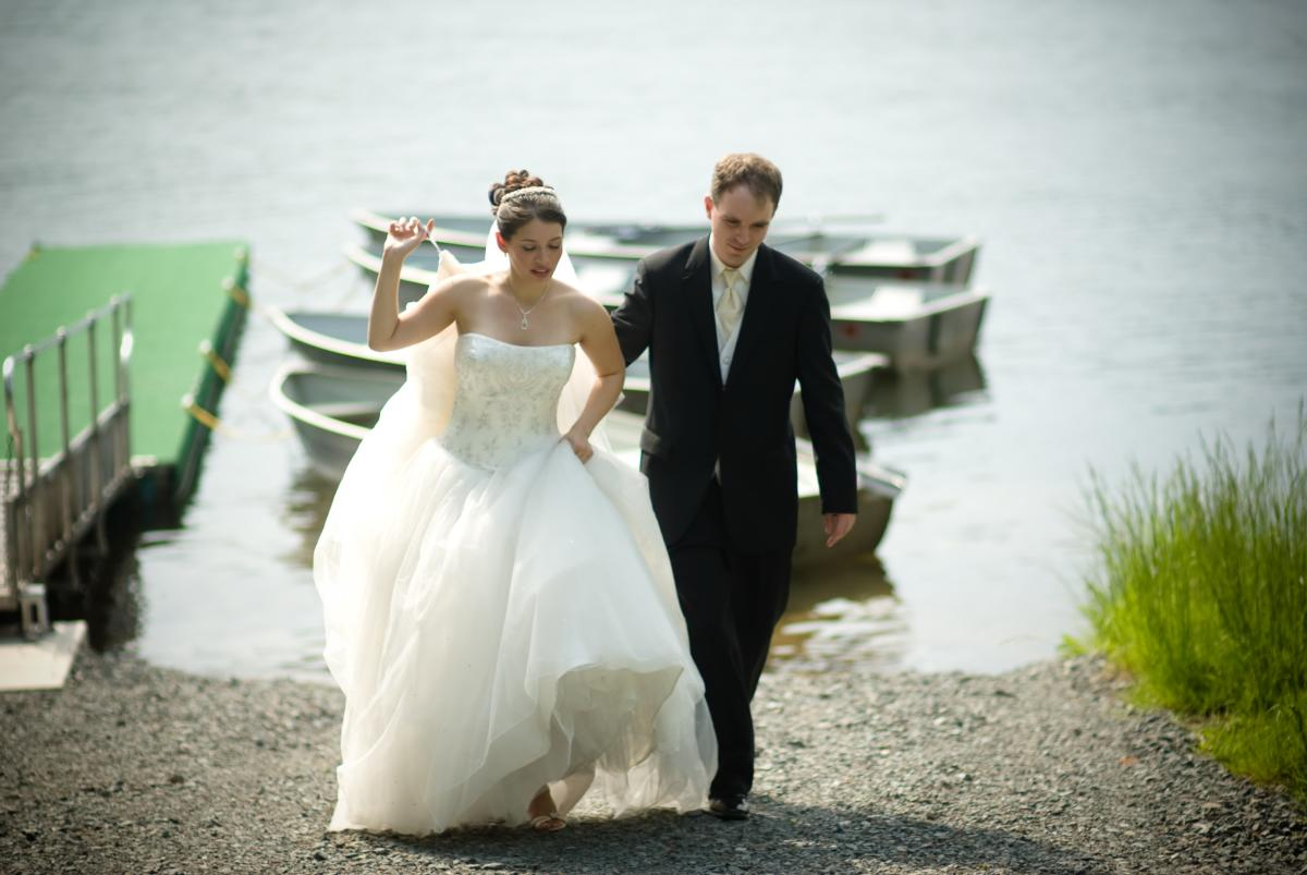 A Pocono Wedding at Woodloch Resort