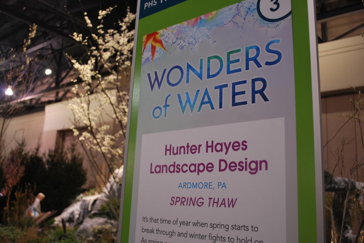 Hunter Hayes Landscape Design