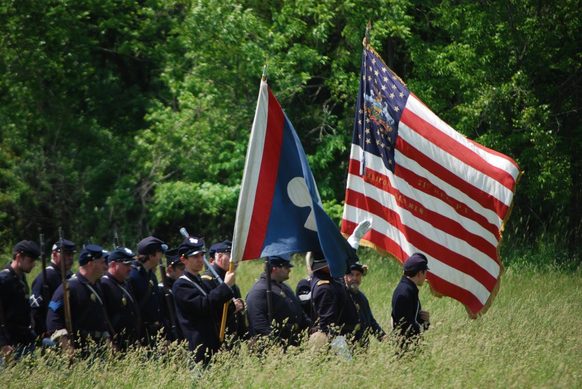 Pennypacker Mills Civil War Event