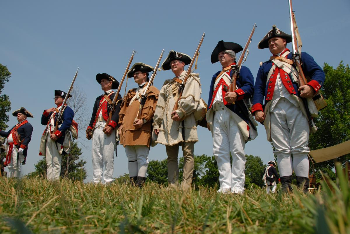 Valley Forge National Historical Park March Out