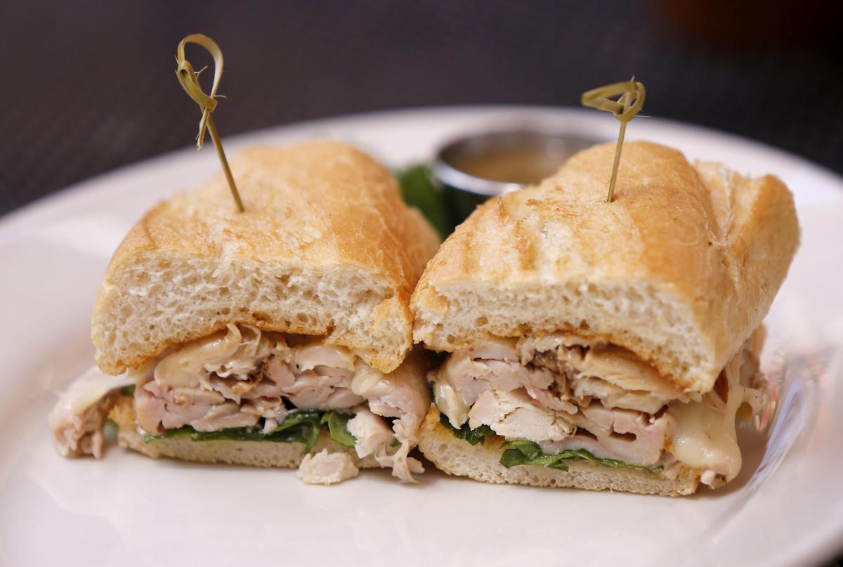 Rotisserie Chicken Sandwich at Chester's in Rochester, MN