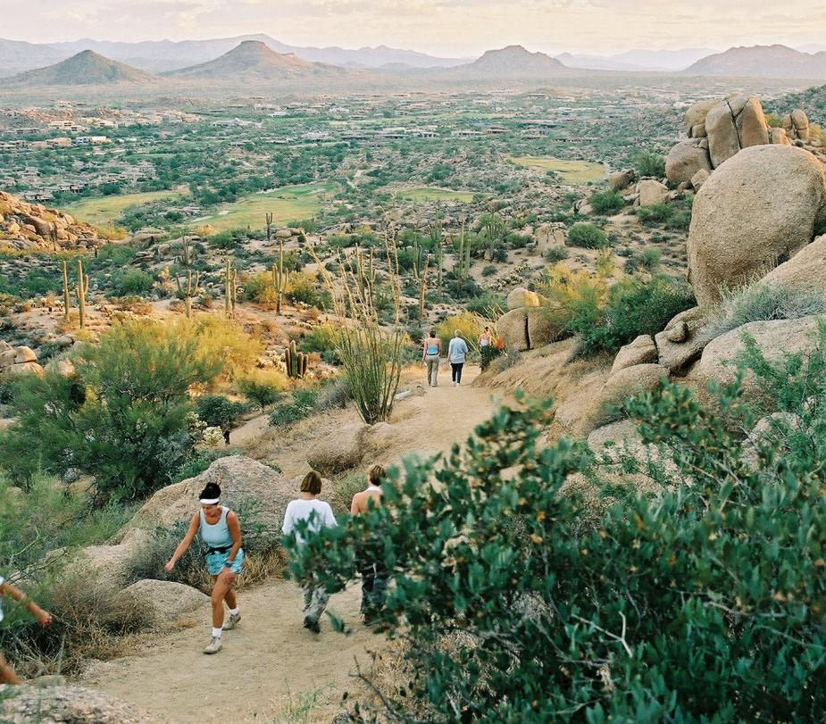 PP hiking