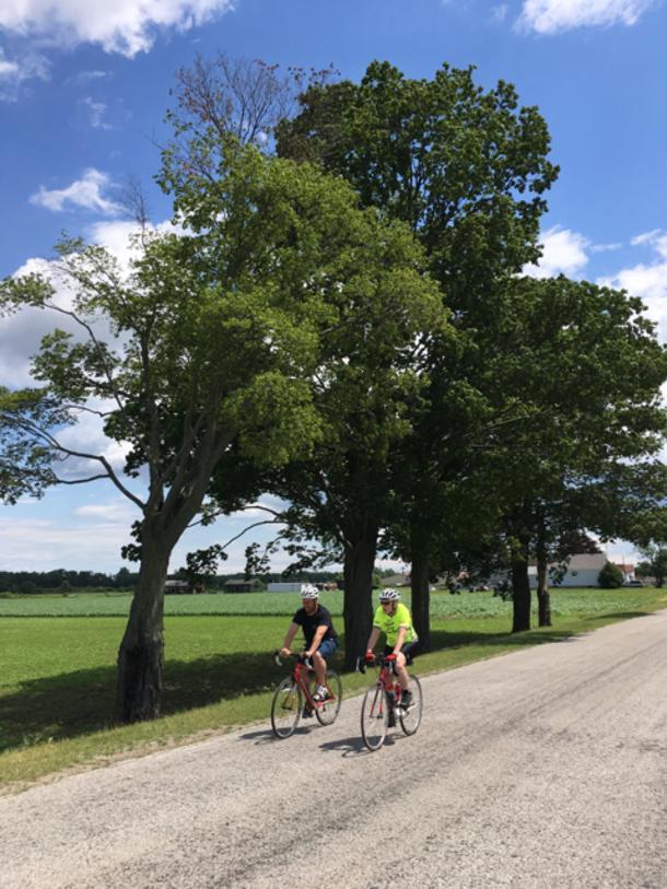 bike riding norfolk