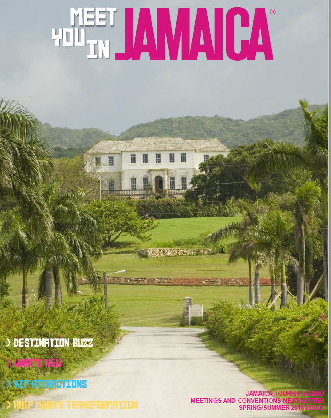 Meet You in Jamaica Spring-Summer 2018
