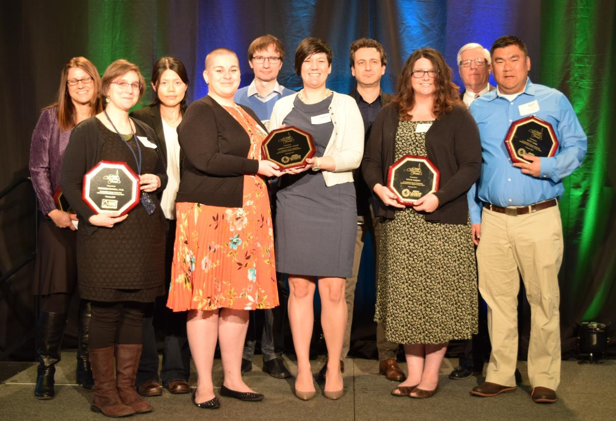 2017 GLCVB Annual Meeting Award Winners