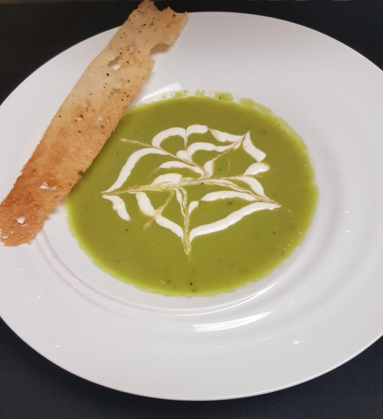 Asapargus Soup