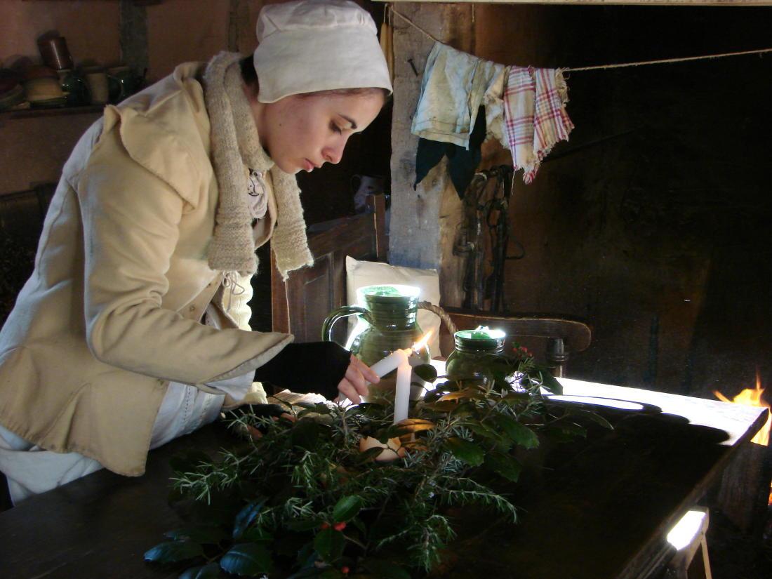 Henricus Historical Park Christmas
